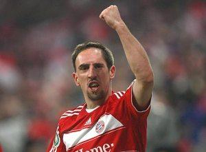 Ribery jugará en el Madrid