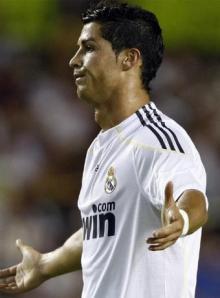 Cristiano Ronaldo lamenta el Villarato