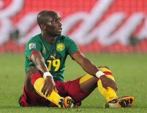 Camerún llorando FOTO: FIFA.COM